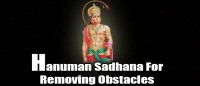 Siddh Hanuman Sadhana for removing obstacles